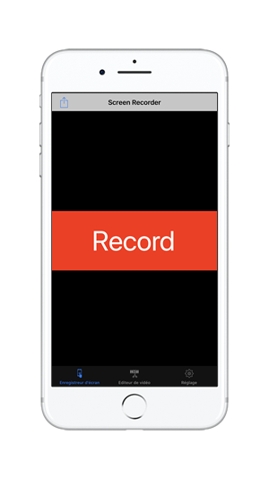 Screen Recorder - Video Editor screen shot
